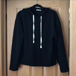 ⬇️ Zara oversized hoodie